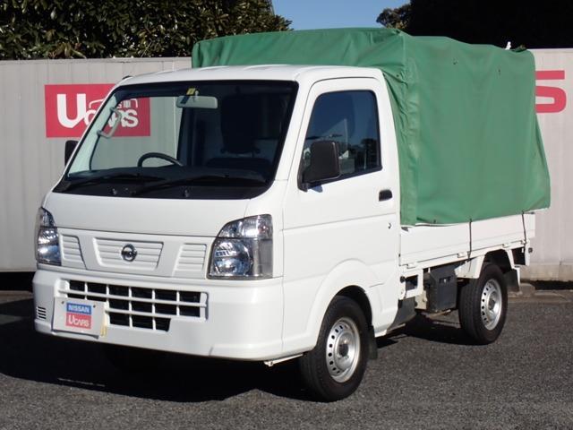 日産 DX Wエアバック・ABS・AC・PS
