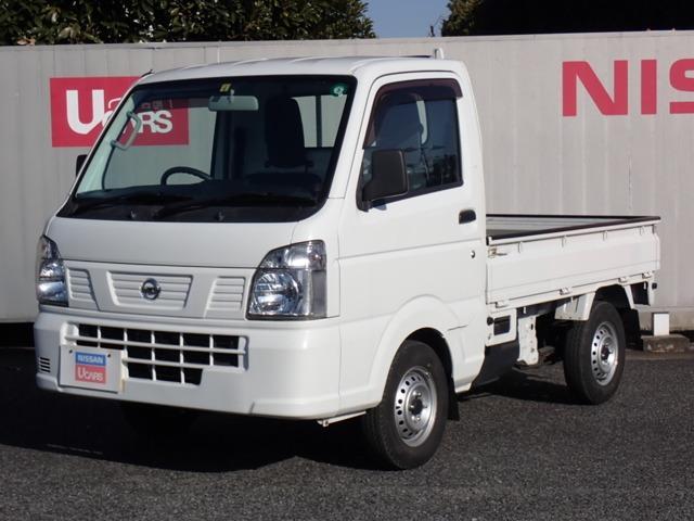 日産 DX 4WD・メモリーナビ・ワンセグTV・ETC
