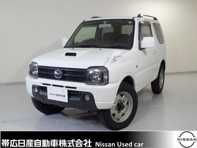 マツダ 660 XC 4WD 新品スタッドレスタイヤ装着