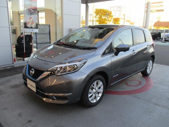 日産 1.2 e-POWER X 日産認定中古車