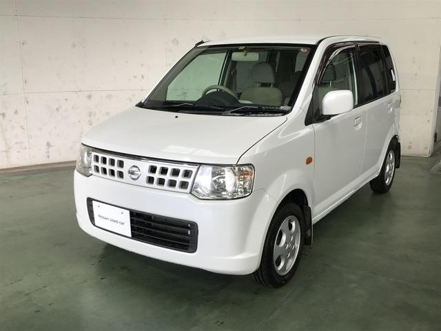 日産 660 E FOUR 4WD DVDナビ