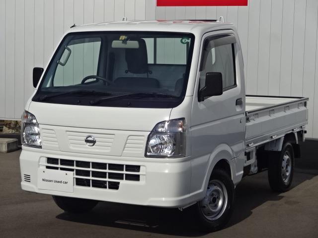 日産 NT100クリッパートラック DX 660 DX パートタイム4WD AMFMラジオ