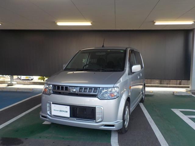 日産 660 RS リモコンオートスライドドア車
