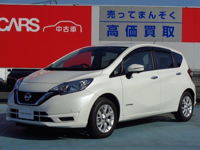 日産 1.2 e-POWER X 当社試乗車UP