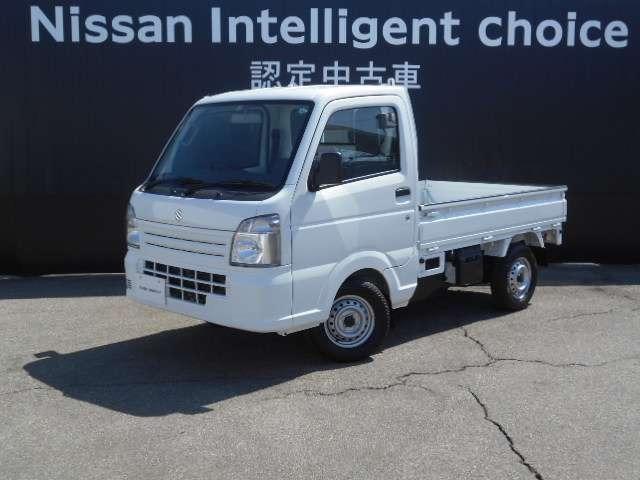 スズキ 660 KC エアコン・パワステ 農繁仕様 3方開 4WD