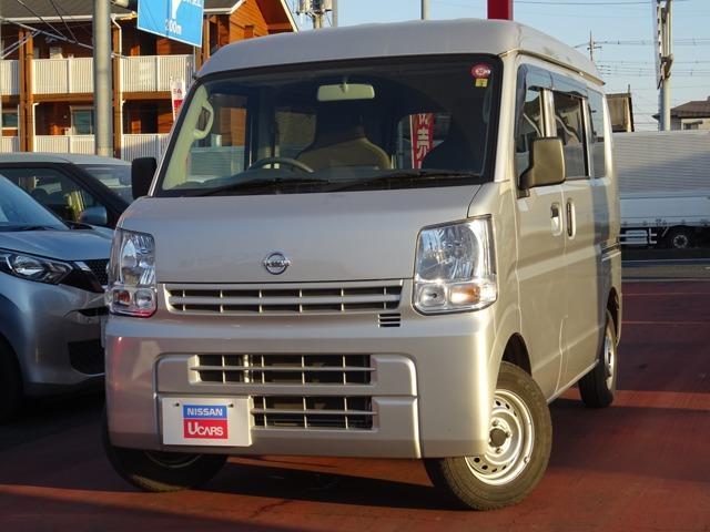 日産 660 DX GLパッケージ ハイルーフ 5AGS車 車検整備2年付
