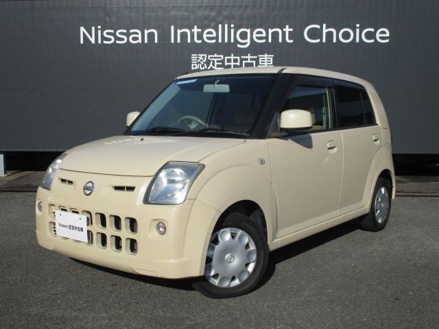 日産 ピノ 660 E ナビ ETC