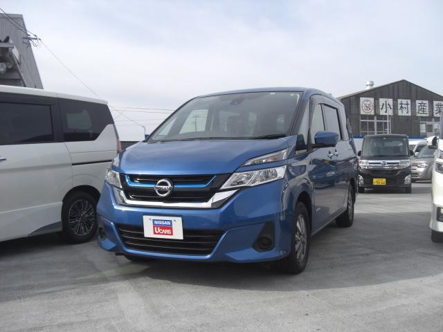 日産 1.2 e-POWER XV