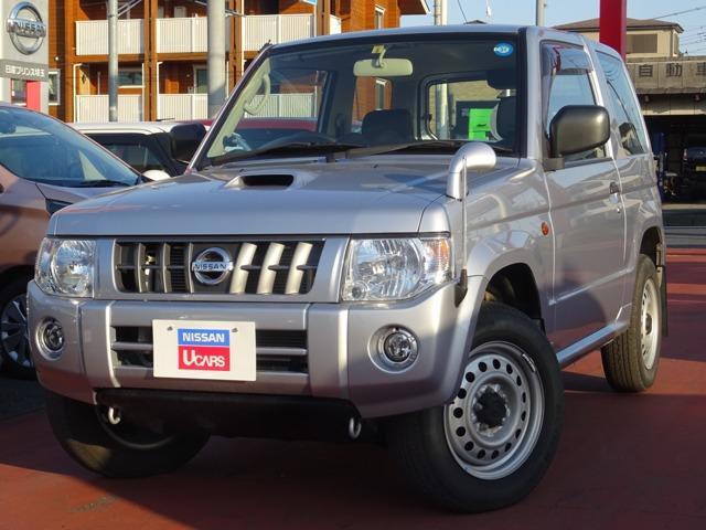 日産 660 RS 4WD ターボ 車検整備2年付