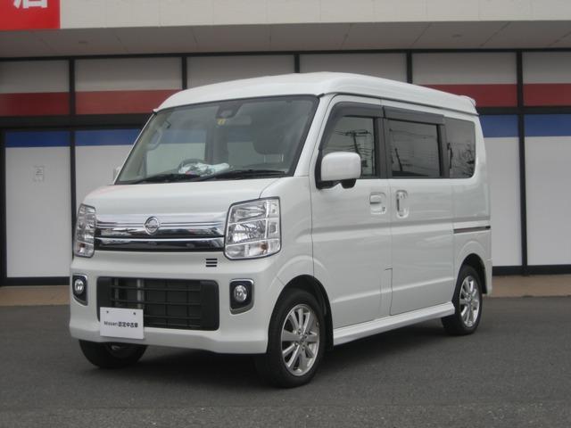 日産 660 E ハイルーフ 純正ナビ エマ-ジェンシ-ブレ-キ
