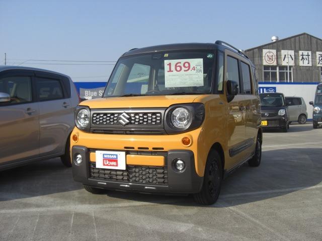 スズキ 660 ギア ハイブリッド XZターボ