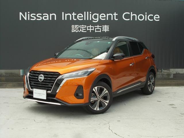 日産 1.2 X ツートーン インテリアエディション (e-POWER) 元社有車