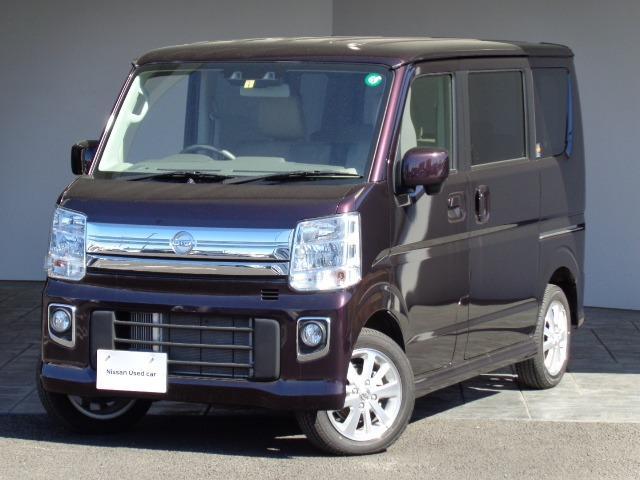 日産 660 E エマージェンシーブレーキ 標準ルーフ