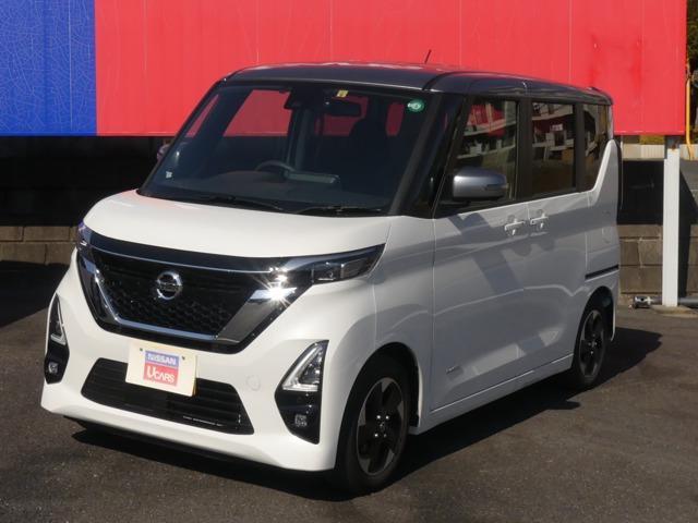 日産 660 ハイウェイスターX プロパイロット エディション 当社展示試乗車UPカー