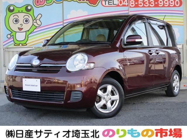 トヨタ 1.5 G 4WD メモリーナビ・ETC