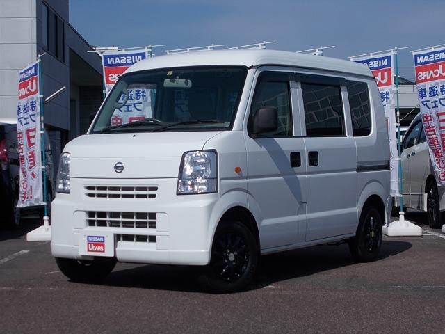 日産 660 DX ハイルーフ メモリーナビ・ETC付