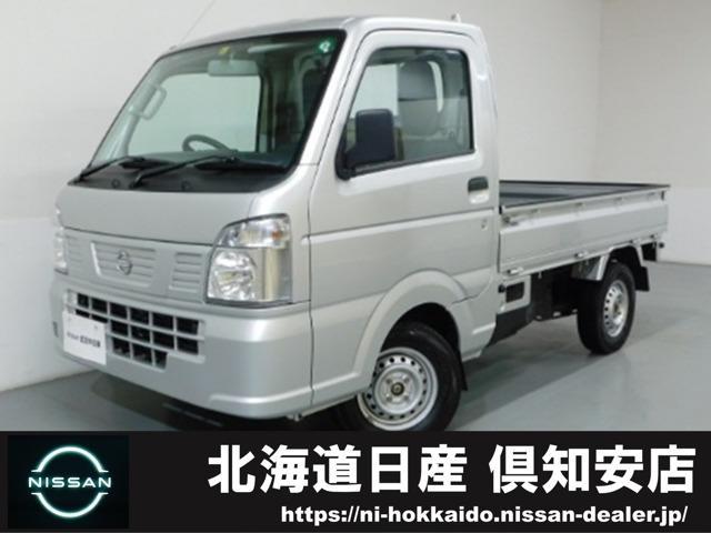 日産 660 DX 4WD 5Fマニュアル