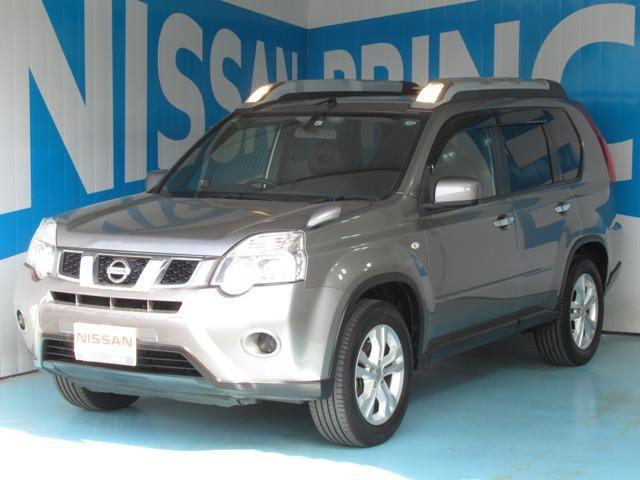 日産 25Xtt 4WD・ハイパ-ル-フレ-ル・前後シートヒ-タ-・キセノン・ETC・17インチアルミ・メモリーナビ・走行5.9万km・寒冷地・インテリジェントキー・DVD再生・Bluetooth・車検R4年4月