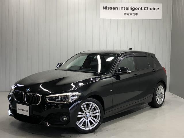 BMW 118d Mスポーツ メーカーナビ&バックカメラ