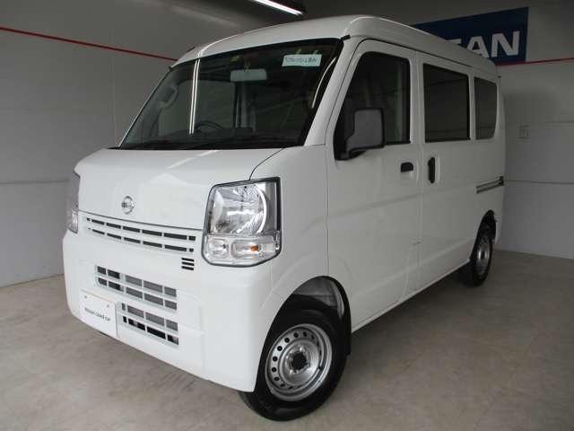沖縄の中古車 日産 NV100クリッパーバン 車両価格 103万円 リ済別 2020(令和2)年 0.4万km ホワイト