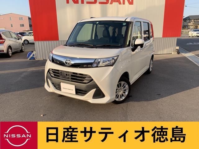トヨタ タンク 1.0 X メモリーナビ ETC レンタアップ車