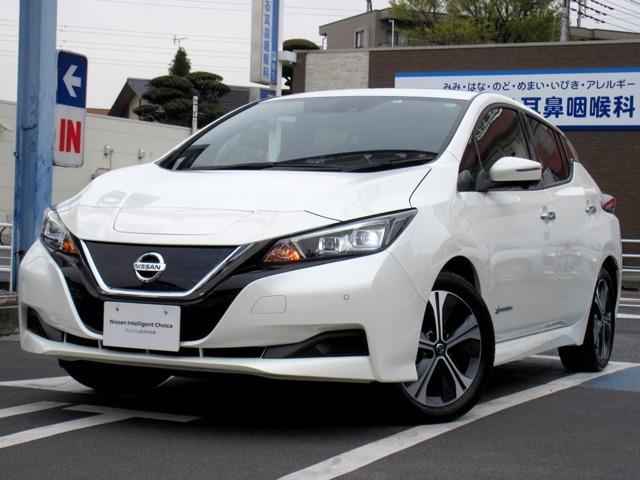 日産 X Vセレクション メモリーナビ付き・社有車アップ
