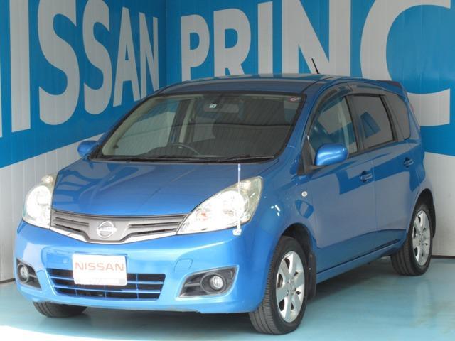 日産 ノート 1.5 15X FOUR 4WD