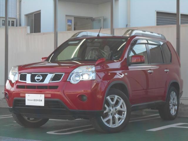 日産 エクストレイル 2.0 20Xt 4WD ナビ・Bカメラ・ETC・HID