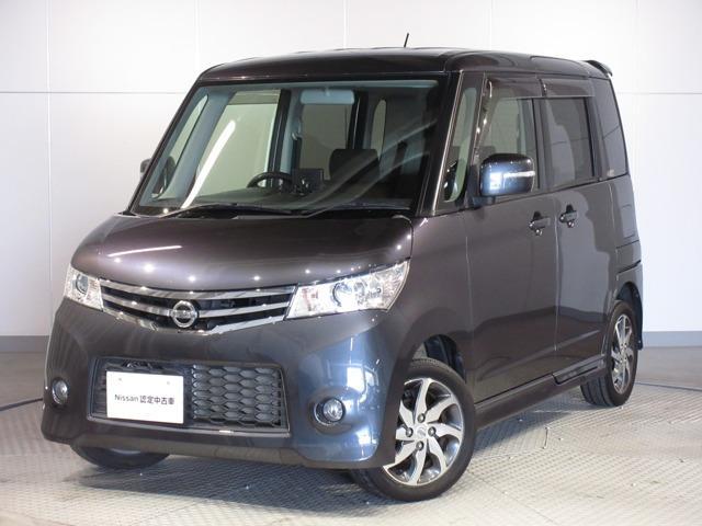日産 660 ハイウェイスター 4WD ナビ(小) CDラジオ 助手席側オートスライド