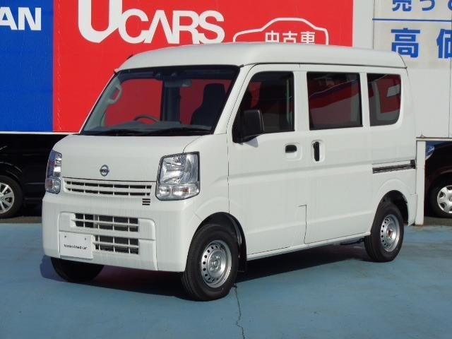 日産 NV100クリッパーバン 660 DX セーフティパッケージ ハイルーフ 5AGS車 新車保証継承