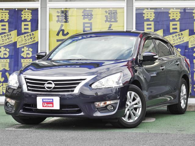 日産 XL ナビAVMパッケージ ワンオーナー NissanConnectナビ フルセグ アラウンドビューモニター DVDビデオ再生 オットマン キセノンライト パワーシート クルーズコントロール 純正アルミ