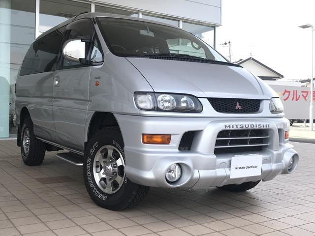 三菱 20thアニバーサリーリミテッド carrozzeria AVIC-HRZ990 HDDナビ壮装着済/CD/DVD/bluethooth/フルセグ対応♪
