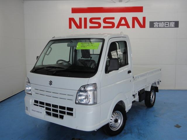 スズキ 660 KC 3方開 4WD 5速マニュアル車