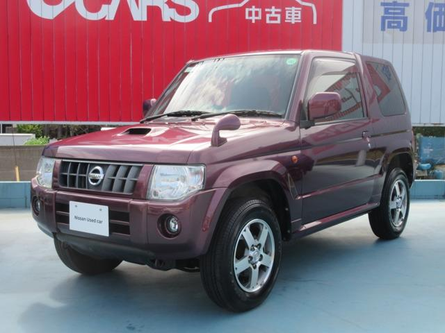 日産 660 RX 4WD Mナビ・純正AW・シートヒーター