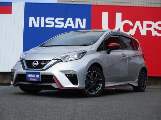 日産 1.2 e-POWER NISMO S LEDライト