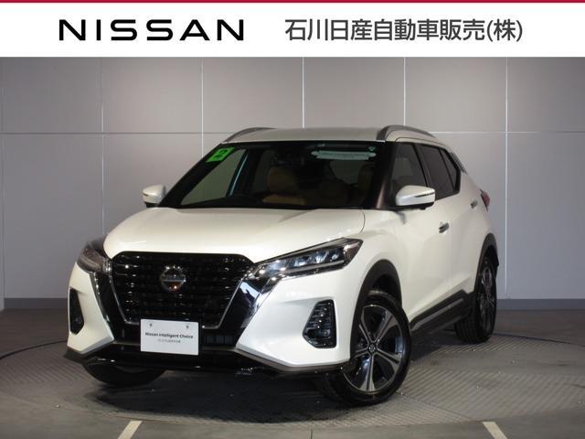 日産 1.2 X ツートーン インテリアエディション (e-POWER) 当社試乗車 自動(被害軽減)ブレーキ