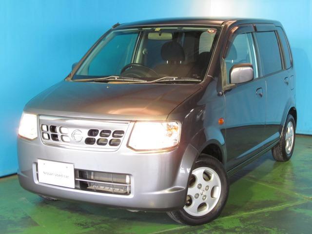日産 660 E ワンオーナー プライバシーガラス エアバック パワーウィンドウ 1オーナー WエアB キーレスエントリー アルミ ABS パワステ エアコン ETC