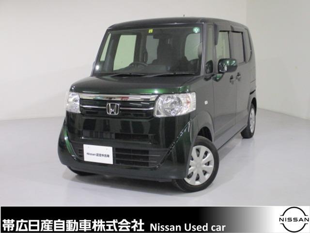 ホンダ N-BOX 660 G スタッドレスタイヤ付