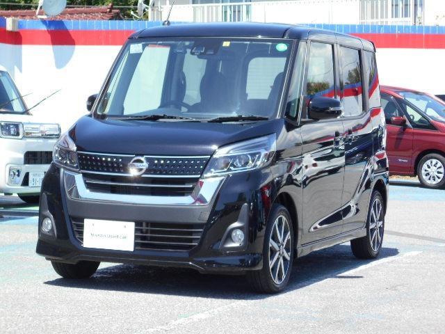 「日産」「デイズルークス」「コンパクトカー」「千葉県」の中古車