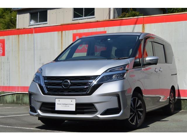 日産 セレナ 2.0 XV 当社試乗車