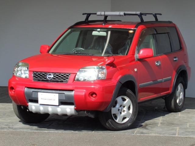 日産 2.0 S 4WD ワンオーナー車