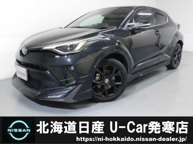 トヨタ 1.2 G-T モード ネロ セーフティ プラス 4WD モデリスタエアロ