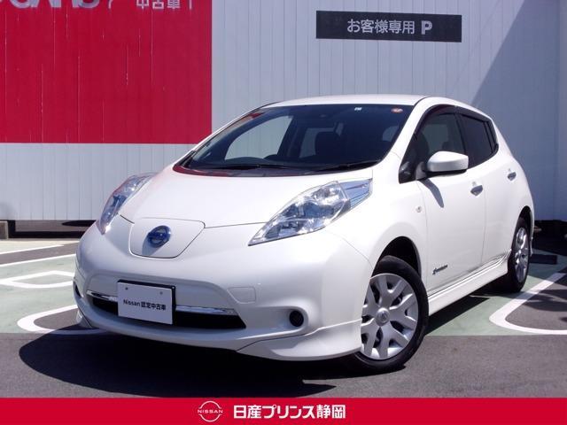 リーフ(日産) 30kWh S エマージェンシーブレーキ 中古車画像