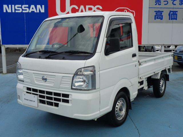 日産 660 DX 4WD ワイド保証