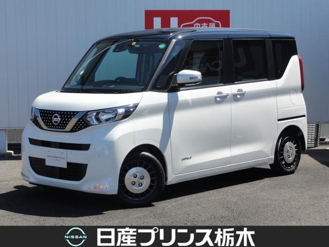 日産 660 AUTECH 純正デカナビ エマブレ 当社社用車使用 アラウンドビューモニター