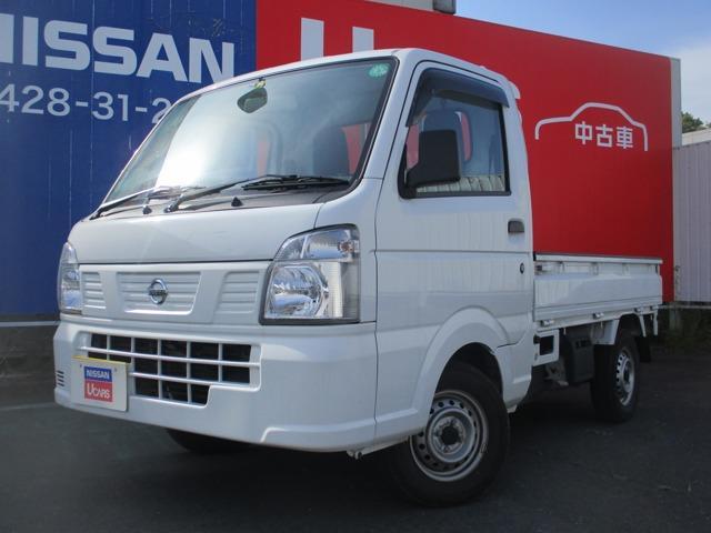 日産 NT100クリッパートラック 660 DX 5速MT車