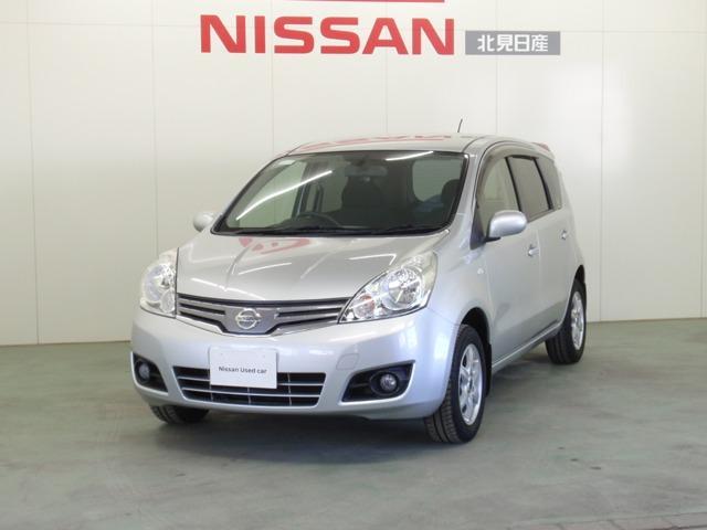 日産 ノート 1.5 15X FOUR SV 4WD