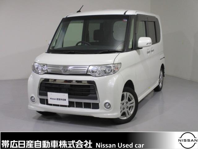 ダイハツ タント 660 カスタム X 4WD スタッドレスタイヤ付