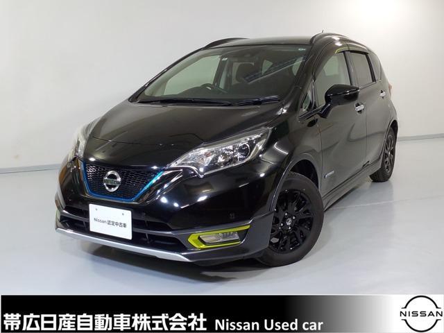 日産 1.2 e-POWER X FOUR シーギア 4WD スタッドレスタイヤ付