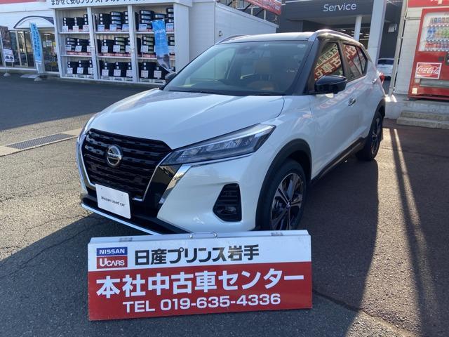 日産 1.2 X ツートーン インテリアエディション (e-POWER) /試乗車